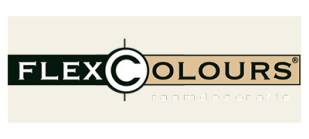 Flex Colours logo